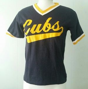 Vintage Cubs Jersey Little League Indie Hipster